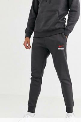 A Bunch Of Cotton Plain Daily Gym Wear Mens Track Set