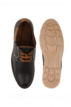 A Bunch Of Dark Brown Synthetic Mens Sneaker Shoes Set