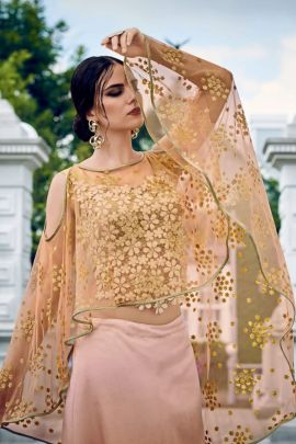 A Bunch Of Fancy Fabric Stylish Event Wear Designer Indo Western Suit Set