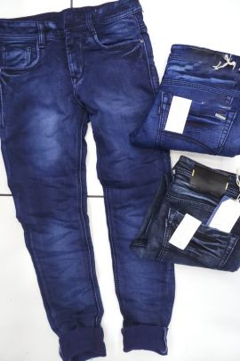 A Set Of Denim Monkey Wash Event Wear Mens Jeans Bunch