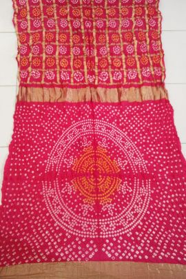 Bunch Event Wear Silk Weaved Saree With Blouse Piece Set