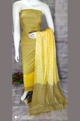 Bunch Of Party Stylish Wear Printed Silk Salwar Suit