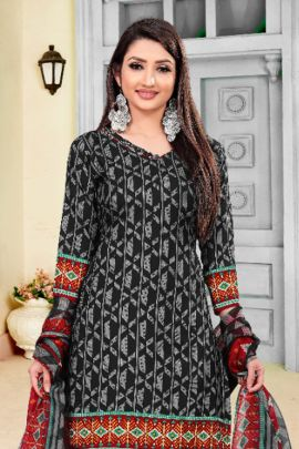 Bunch Of Printed Daily Wear Crepe Suit By Sweety Fashion