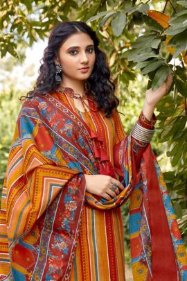 Bunch Of Soft Cotton Printed Daily Wear Multicolor Suit By Sweety Fashion