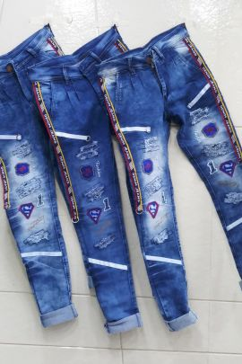 Bunch Of Western Wear Denim Funky Mens Jeans Collection
