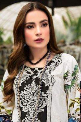 Collection Of Casual Wear Printed MultiColor Lawn Pakistani Suit By Mishri Creation