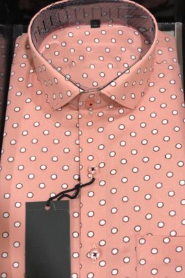 Pack Of Daily Office Wear Cotton Printed Shirts Catalog