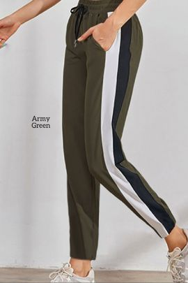 Pack Of Daily Wear Imported Plain Hi Fashion Track Pant