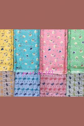 Pack Of Rayon Printed Catalog By Khushali Plus