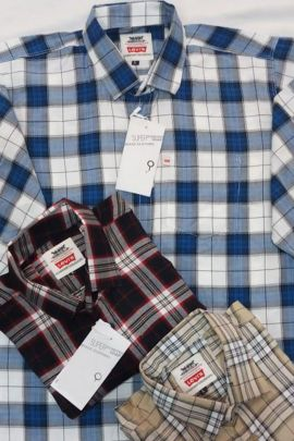 Set Of Casual Wear Checks Printed Cotton Amit Garment Mens Shirts