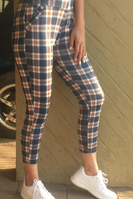Wholesale Ankle Length Party Wear Printed Imported Pant Catelogue