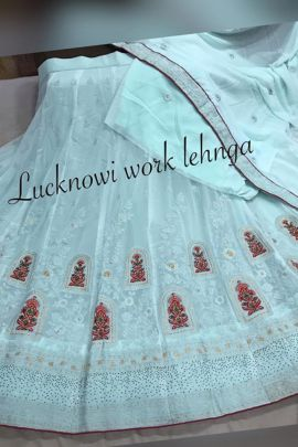 Wholesale Bridal Wedding Wear Net Designer Lehenga Choli Collection