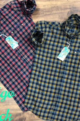 Wholesale Casual College Wear Printed Chex Cotton Mens Shirts Collection