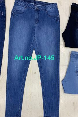 Wholesale Casual Wear Plain Denim Girls Jeans Collection