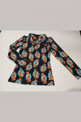 Wholesale College Wear Printed Cotton Top Collection