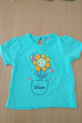 Wholesale Cotton Printed Daily Wear Infant Tshirts Collection