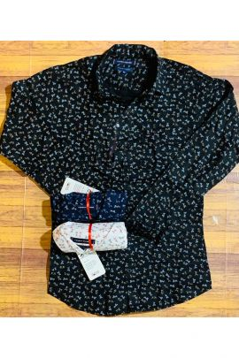 Wholesale Cotton Printed Stylish Event Wear Mens Shirt Collection