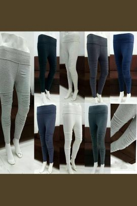 Wholesale Daily Wear Cotton Ladies Funky Jeggings Collection