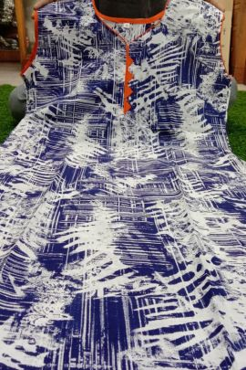 Wholesale Daily Wear Cotton Printed Kurti Collection