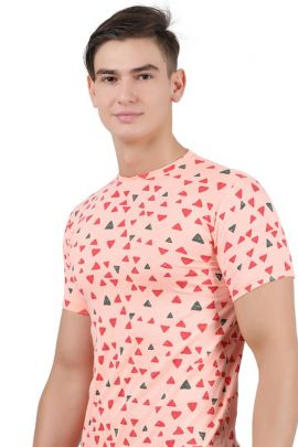 Wholesale Daily Wear Cotton Printed Mens T Shirts Collection