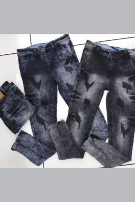 Wholesale Daily Wear Plain Denim Mens Jeans Collection