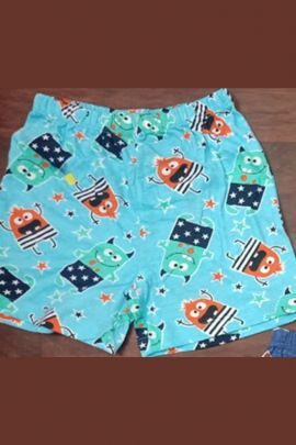 Wholesale Daily Wear Printed Cotton Boys Short Collection