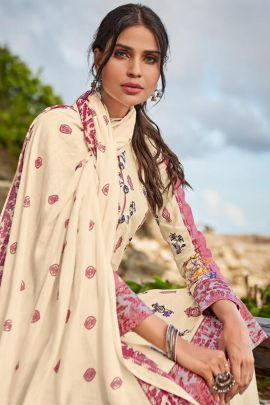 Wholesale Lawn Embroidery Work Event Wear Salwar Suit With Dupatta Collection