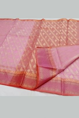 Wholesale Occasional Festive Wear Kota Weaved Saree With Blouse Catalog