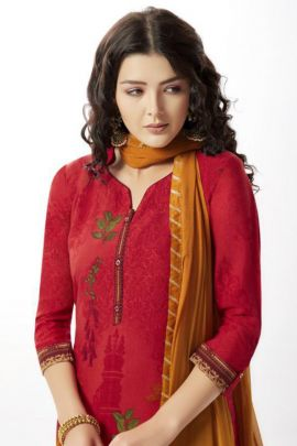 Wholesale Printed Festive Fancy Wear Rayon Indo Western Suit Collection