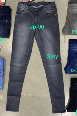 A Bunch Of Denim Monkey Wash Stylish Kruti Garment Girls Jeans