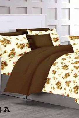 Bulk Cotton Printed Bedsheets With Pillow Cover Catalog
