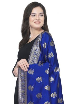 Bunch Of 20 Weaved Banarasi Silk Dupatta By TC