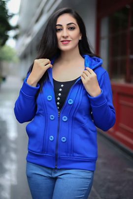 Collection Of Winter Wear Wool Plain Jacket At Bulk Rate