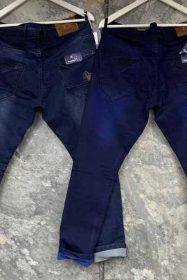 Wholesale Daily Wear Plain Denim Nakoda Garments Mens Jeans Collection