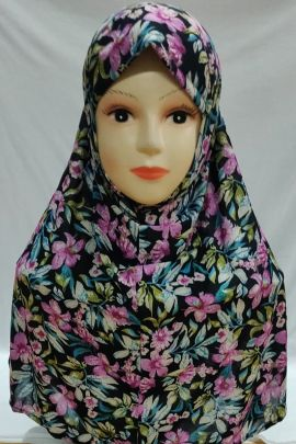 Wholesale Daily Wear Printed Imported Hijab Collection