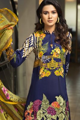 Wholesale Event Wear Printed Cotton Pakistani Suit By Kilruba