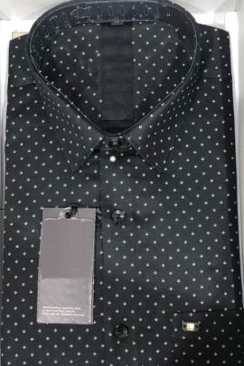 Wholesale Office Casual Wear Printed Cotton Shirts Collection