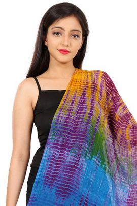Wholesale Office Casual Wear Silk Printed Dupatta Collection