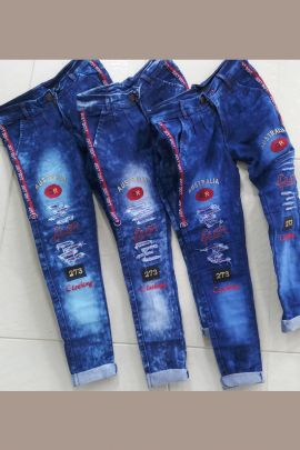 Wholesale Party Wear Denim Mens Funcky Jeans Collection