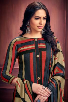 Wholesale Printed Event Ethnic Wear Pashmina Salwar Suit Collection