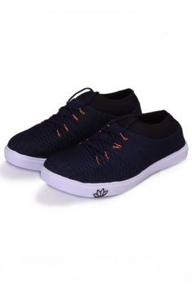 Wholesale Stylish Event Wear Synthetic Mens Sneaker Shoes Collection